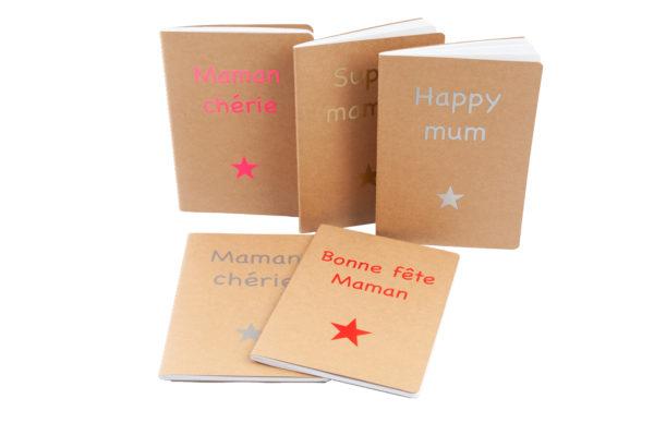 cahiers fête des mères