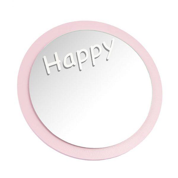 ombrenaturelle-miroirhappy-miroir-décofille-chambrefille-happy